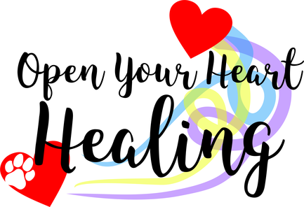 Open Your Heart Healing